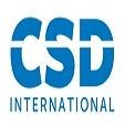 CSD International logo alter